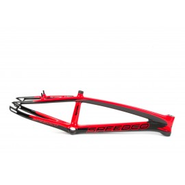 Meybo Holeshot Frame  Black/Neon Yellow/Neon Green