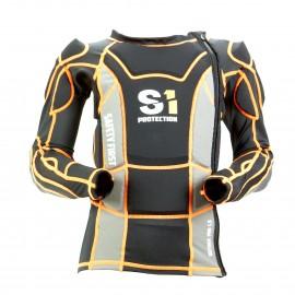 Sinisalo MTB jersey Adult Large Blue/White/Black