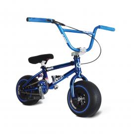 Shot Race Gear Rogue Revolt BMX MTB Helm Neon Orange Blue